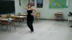 Sina dancing - Gallery Mario Vazquez