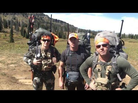 Montana Unit 316 Backcountry Elk Hunt
