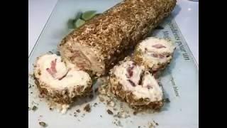 Фисташковый рулет - один из самых любимых десертов!