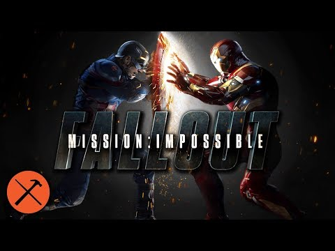 Captain America: Civil War Trailer (Mission Impossible: Fallout Style) thumbnail