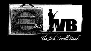 josh vowell band part three live ballard b3