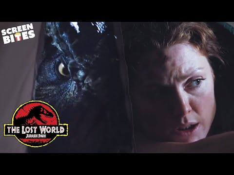 The Lost World: Jurassic Park | T-Rex a' Comin' | Julianne ...