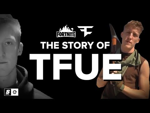 The Story Of Tfue