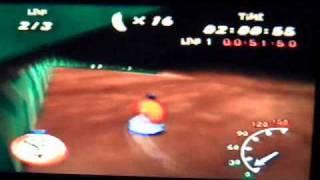 "Diddy Kong Racing Glitch ""Shortcuts"""