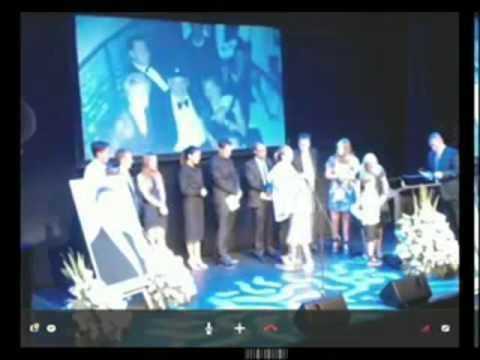 Video of  Bruce Mansfield's Memorial, Fri 220416