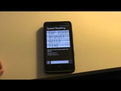 Windows Phone Mango [ Part 3 ] : Internet Explorer