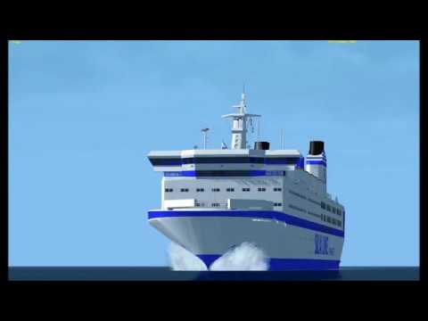 GTS Finnjet 2004 version released ─ Vehicle Simulator