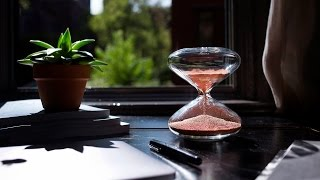 Introducing: The Marc Newson Hourglass For HODINKEE