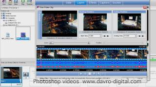Editing video in ProShow