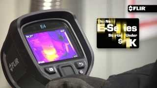FLIR's new E Series IR Cameras E4, E5, E6, E8 with MSX Enhancement