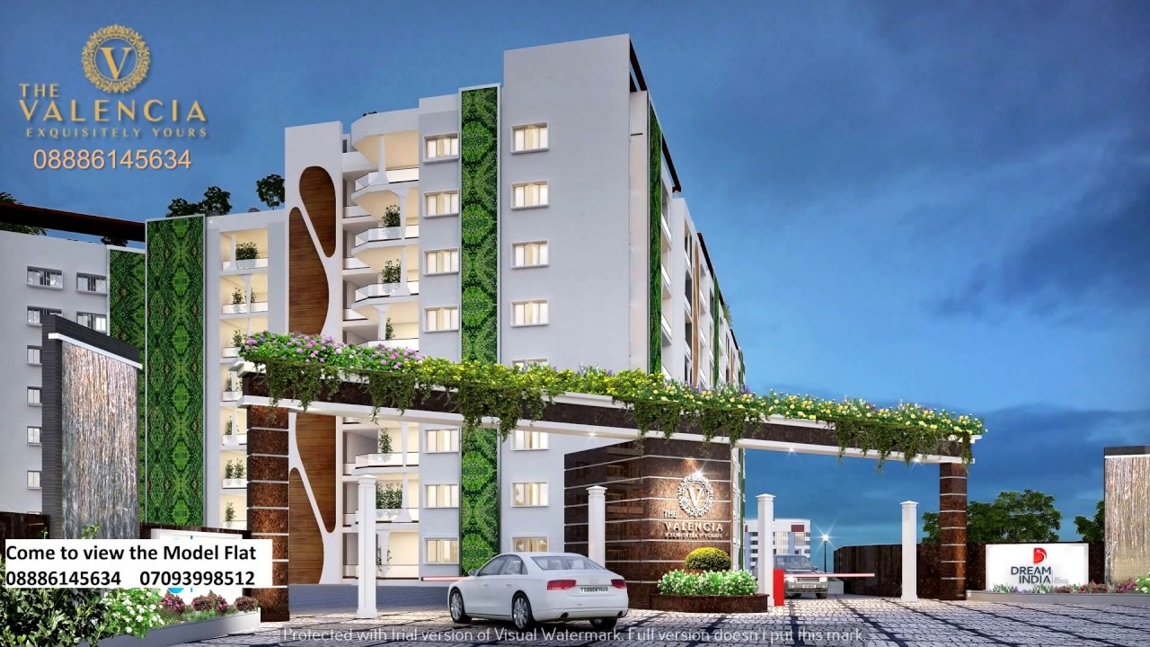 The Valencia At Banjara Hills Luxury Home At Highest Point Of