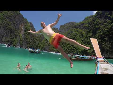 July 1 2016  Mote tour Phi Phi Island