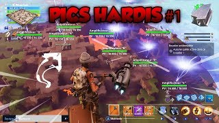 PICS HARDIS AMPLI PRINCIPAL #1 - FORTNITE SAUVER THE WORLD