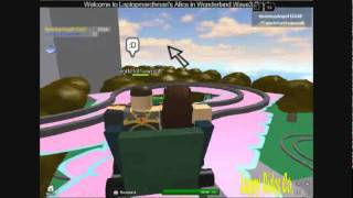 Roblox Rides episode 12: Alice In Wonderland