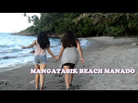 Hollyday Vlog Mangatasik Beach Manado