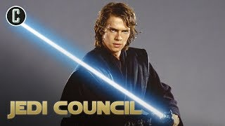 Will Anakin Return as a Force Ghost in Episode IX? - Jedi Council