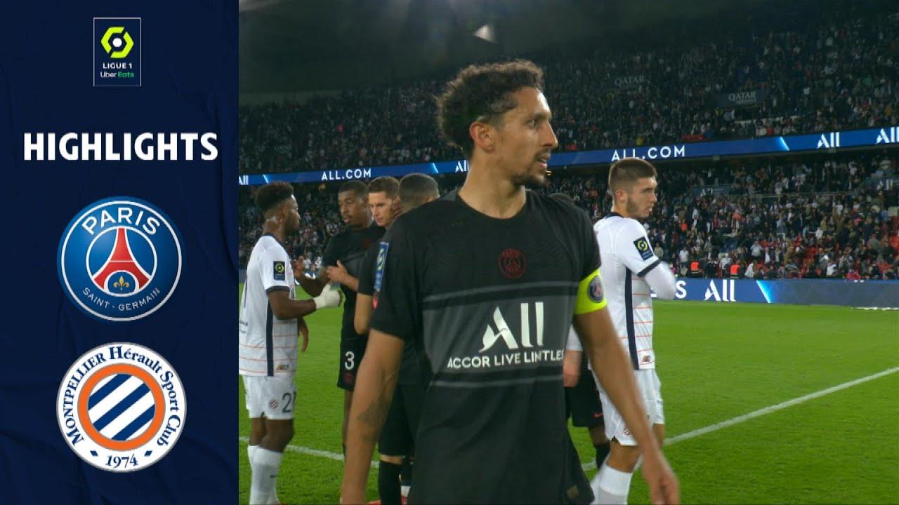 Download PARIS SAINT-GERMAIN - MONTPELLIER HÉRAULT SC (2 - 0) - Highlights - (PSG - MHSC) / 2021-2022