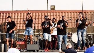 Is This Love - AMAZING Festival Performance from Brian Nhira