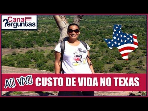 🔴[AO VIVO] Custo de Vida em San Antonio Texas, EUA
