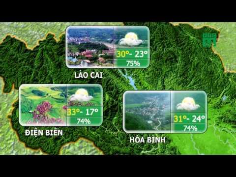 Thời tiết du lịch 07/04/2019: Tây Bắc vẫy gọi | VTC14