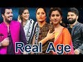 Tollywood Top Anchors Real Age With Their Date Of Births |Trending Telugu Updates|