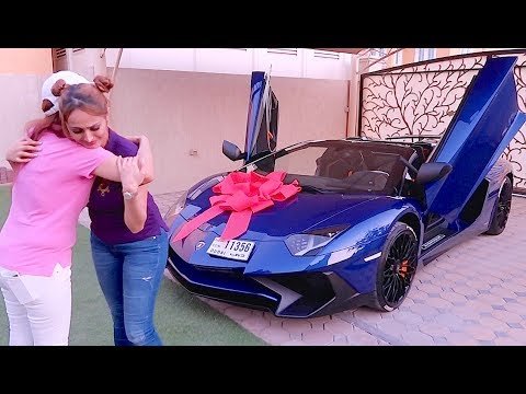 Thumbnail: I BOUGHT MY SISTER HER DREAM CAR *emotional*