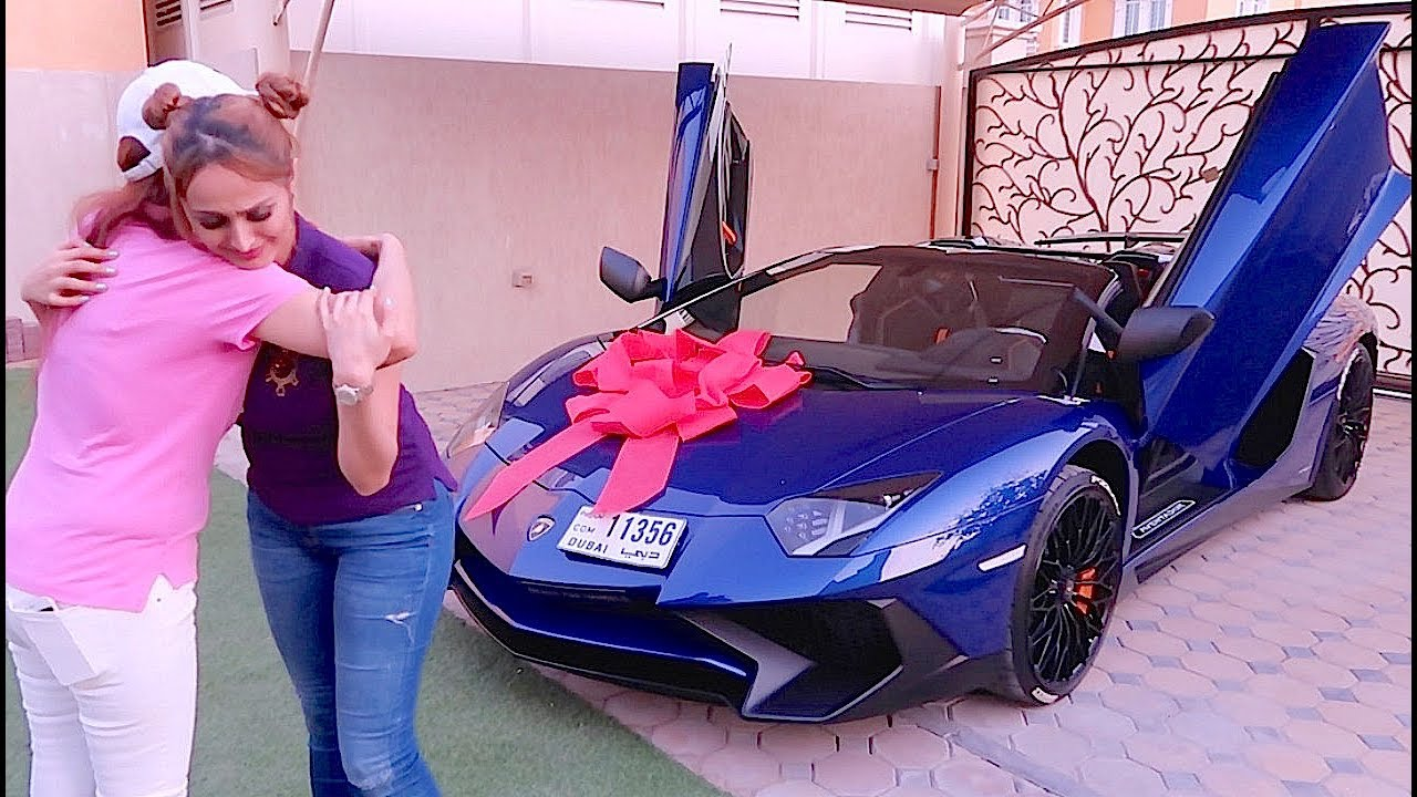i bought my sister her dream car emotional