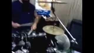 Ark Nattlig Ulvedharr Drum solo!!