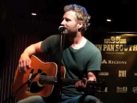 Dierks Bentley, Draw Me A Map