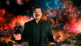 Cosmos Edited for Rednecks/Fox News Neil deGrasse Tyson (Family Guy joke updated)