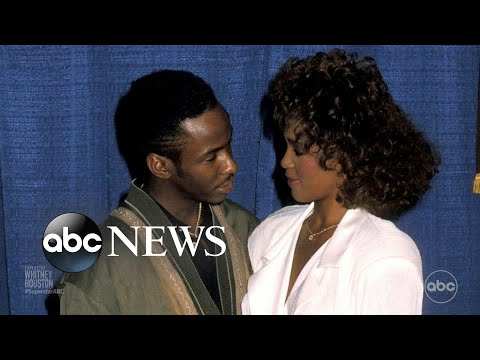 Download Whitney Houston falls in love with singer Bobby Brown: Part 3