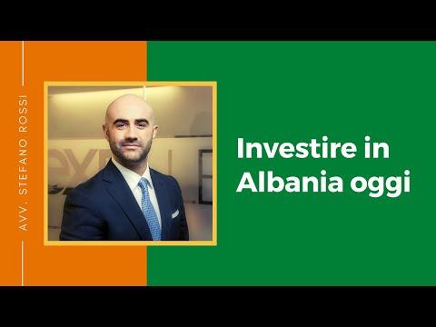 Investire in Albania oggi