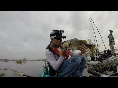 Kayak bass fishing sheldon reservoir bass fishermans for Sheldon lake fishing
