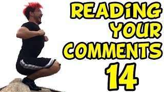 MARKIPLIER SHOUTING FROM HIS ROOF | Reading Your Comments #14 thumbnail