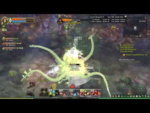 Weekend Stream: Tree of Savior - Mission Dungeon: Seven Hues