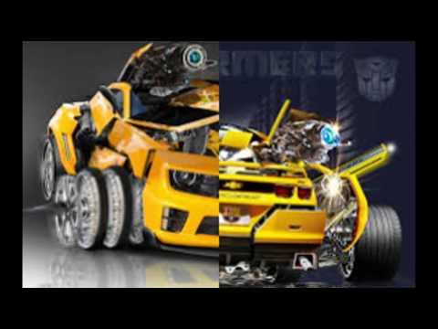 Mobil Transformer Wallpaper