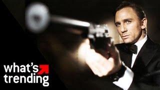Ultimate Bond Movie Mashup | WHAT'S TRENDING
