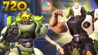WHO'S The STRONGEST Orisa..?! | Overwatch Daily Moments Ep.720 (Funny and Random Moments)