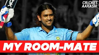 When DHONI was my ROOMMATE... | #AakashVani | SPECIAL Episode