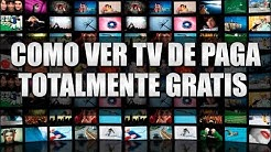 Como Ver TV en Vivo por Internet GRATIS  Fácil y Rápido  HD 2020 VLC Media Player