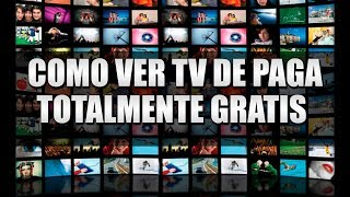 Como Ver TV en Vivo por Internet GRATIS  Fácil y Rápido  HD 2019 VLC Media Player