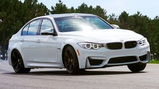 Track Time: The 2015 BMW M3 at Mid Ohio! - World