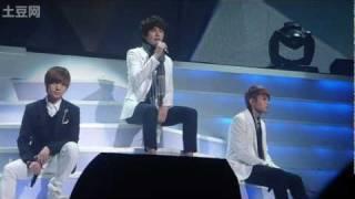 [HQ] 110211 Super Junior KRY: Let's Not @ Super Junior KRY Concert in Seoul day 1