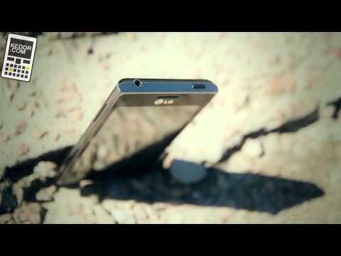 Обзор LG Optimus L5
