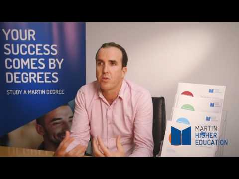 Martin Higher Education Careers Services