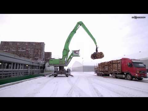 SENNEBOGEN 860 E-Series - Port Handling - Estonia