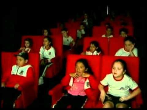 Diário TV 2ª Edição: Projeto leva cinema de graça ao Alto Tietê
