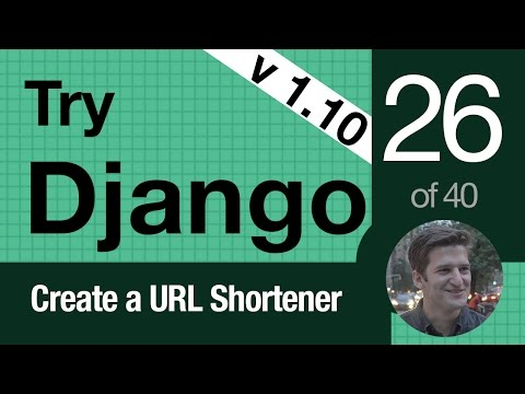 Try Django 1.10 - 26 of 40 - HTML Form