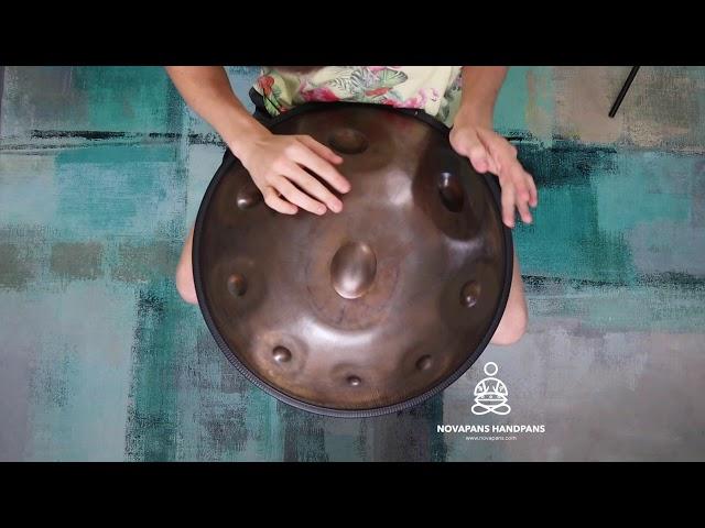 F Pygmy 432Hz | Novapans Handpans