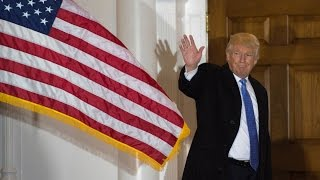 Trump Refines Agenda, Dumps Pledge to Prosecute Clinton